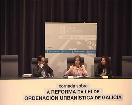 Clausura - Pontevedra - Novas Xornadas sobre A Reforma da Lei de Ordenación Urbanística de Galicia
